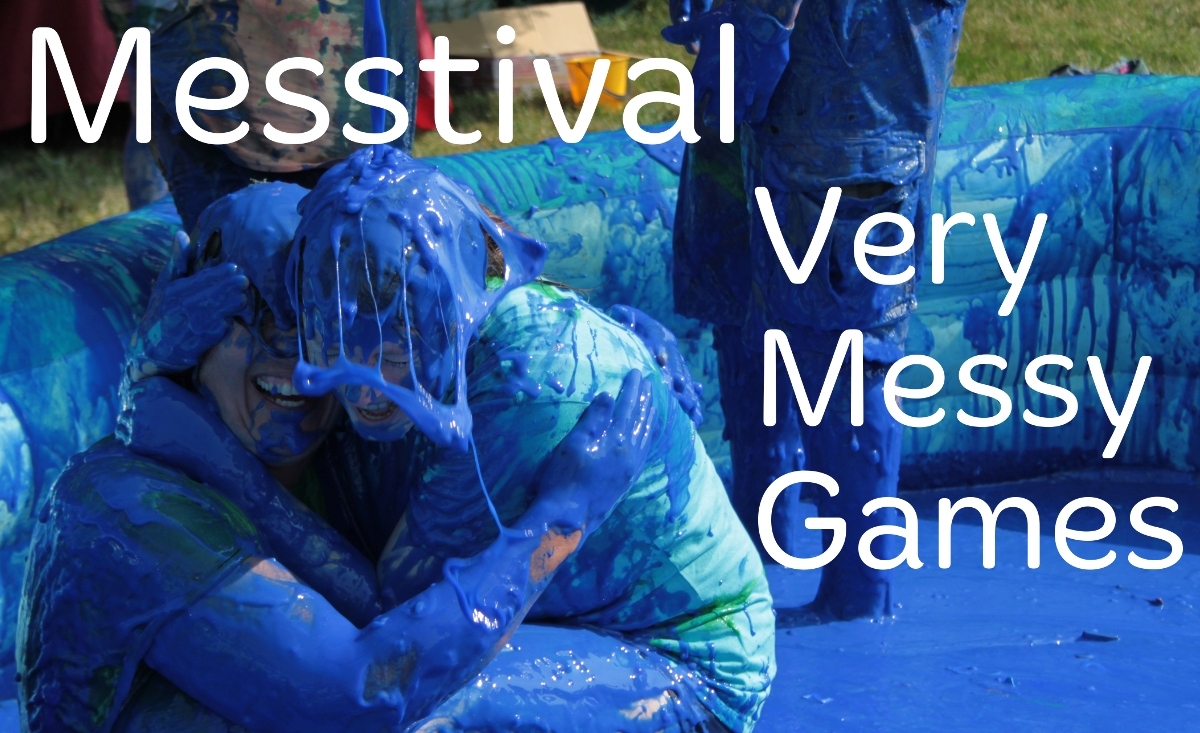 Messtival messy games