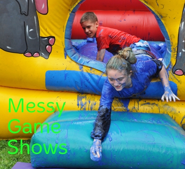 Messy Gameshows